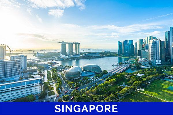 Intern Singapore