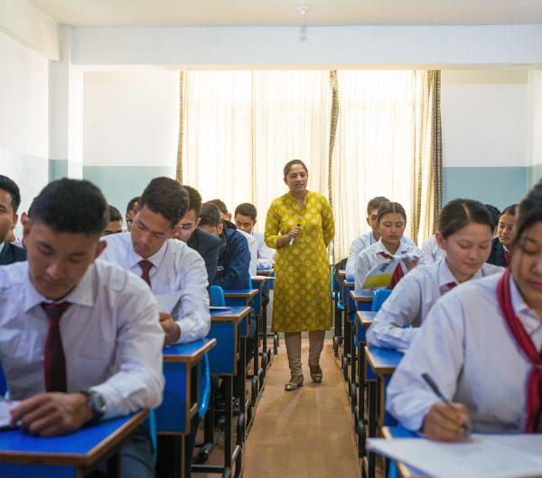 NCTTM Classroom 3